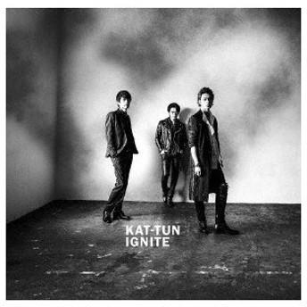 IGNITE(通常盤) / KAT-TUN (CD)