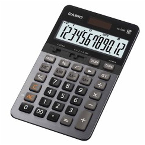 【史代新文具】卡西歐CASIO JS-20B 計算機稅率12位