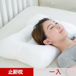 【凱蕾絲帝】防瞞可水洗式-日式止鼾枕(1入)