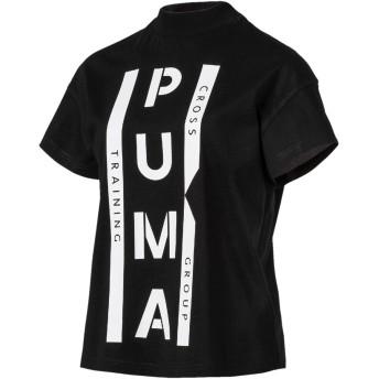 【プーマ公式通販】 プーマ PUMA XTG グラフィック ウィメンズ SS Tシャツ (半袖) ウィメンズ Cotton Black |PUMA.com
