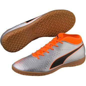 【プーマ公式通販】 プーマ ワン 4 SYN IT メンズ Silver-Orange-Black-Gum |PUMA.com