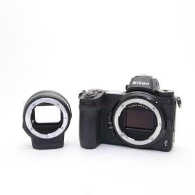《美品》Nikon Z6 FTZ マウントアダプターキット