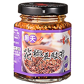 朝天花椒豆鼓醤/85g