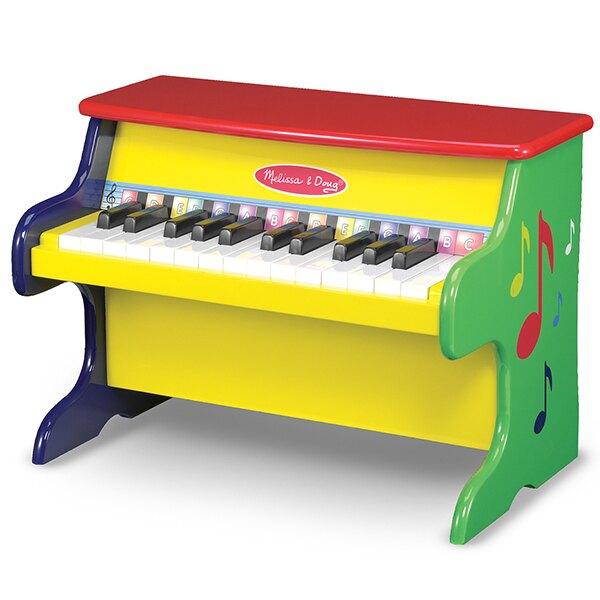 《美國 Melissa & Doug》益智  木鋼琴 ( 25鍵 ) 東喬精品百貨