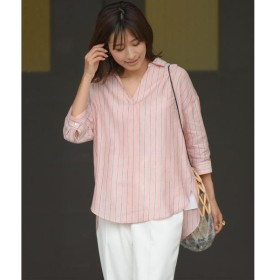 MAYSON GREY / メイソングレイ 【雑誌掲載】フレンチリネンシャツ
