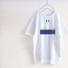 eleven label シンプルTシャツ