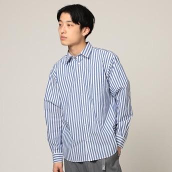 [マルイ] BEAMS / ネオ ルーズフィット ミニ レギュラーカラー シャツ/ビームス(BEAMS)