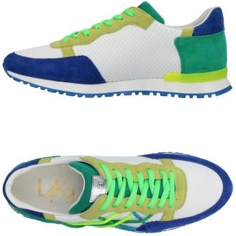 《セール開催中》L4K3 メンズ スニーカー&テニスシューズ(ローカット) ブライトブルー 40 革 55% / 合成繊維 35% / ストリング 10% MR BIG LEGEND