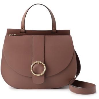 LORISTELLA / ショルダーストラップ付きワンハンドルバッグ ベージュ/FREE(エストネーション)◆レディース ハンドバッグ