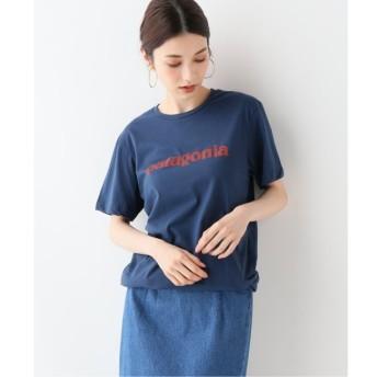 【スピック&スパン/Spick & Span】 patagonia MsText logoorganic Tシャツ