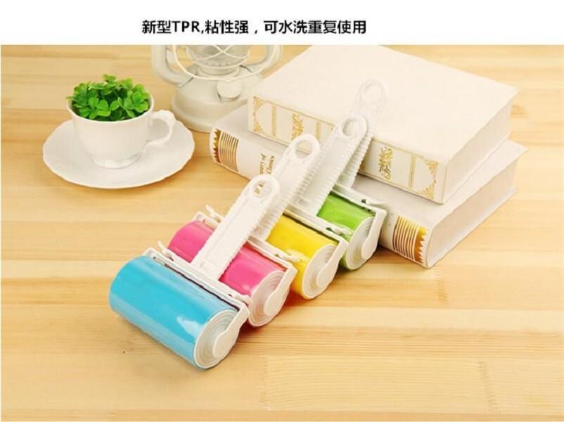 艾比讚 黏毛器l041韓國熱銷矽膠水洗除塵器 重複使用 水洗恢復黏性 不留殘膠 黏力超強