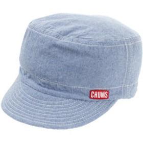 【Super Sports XEBIO & mall店:帽子】TGキャップ CH05-1167 Chambray