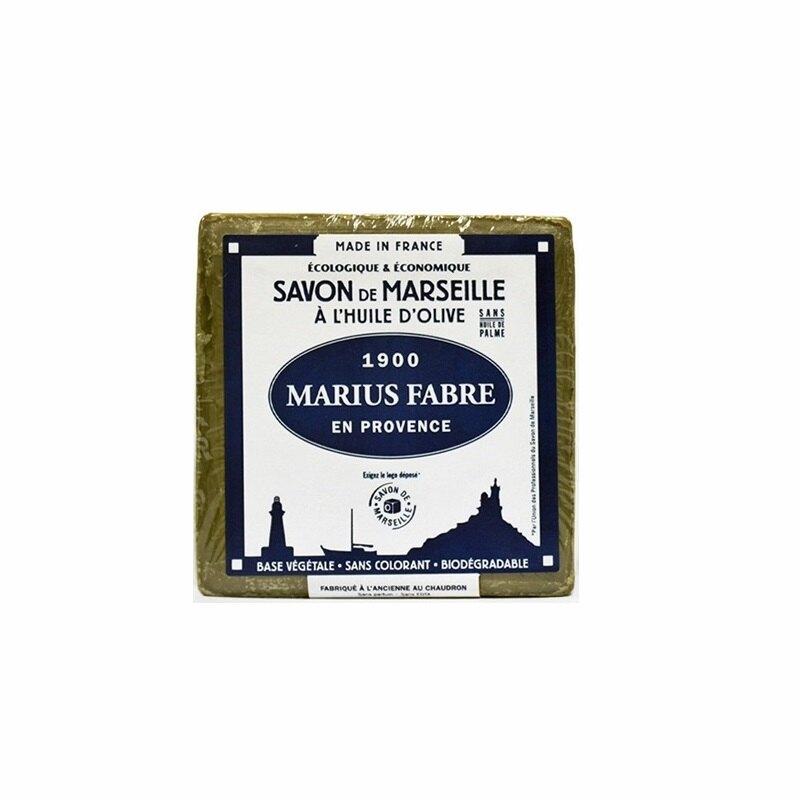Marius Fabre 法鉑橄欖油經典馬賽皂 / 400G  法國原裝進口  台灣總代理公司貨