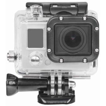 BOWER Xtreme Action シリーズ GoPro HERO3 / 3 + / 4 / + LCD用 防水ハウジング ケース XAS-WPH