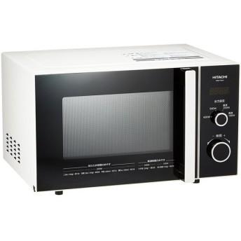 日立 HMR-TR221-Z6(W) [電子レンジ(22L/60Hz 西日本専用)] 電子レンジ・オーブンレンジ