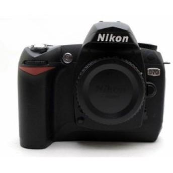 中古 NIKON/ニコンデジタルカメラ D70 ボディ/BODY 610万画素