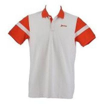 (セール)SRIXON(スリクソン)ゴルフ 半袖ポロ 半袖ハイネック 半袖シャツ RGMNJA08 メンズ WHOR