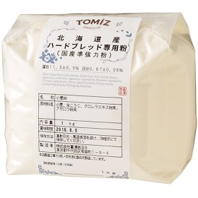 北海道産ハードブレッド専用粉ER(江別製粉)/1kg