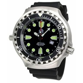 全国送料無料 トーチマイスター1937 腕時計 クォーツ 52mm 100ATM T0275 並行輸入品