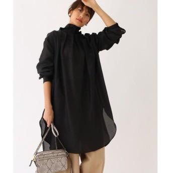 aquagirl / アクアガール ELIN ポリタッククチュールシャツ