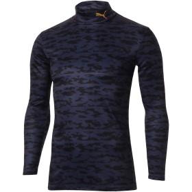 【プーマ公式通販】 プーマ ゴルフ カモ ヘリテージ LSインナーシャツ (長袖) メンズ Peacoat |PUMA.com