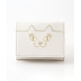 ANNA SUI / アナスイ ANNA SUI アナ スイ マイティティ三つ折りボックス財布