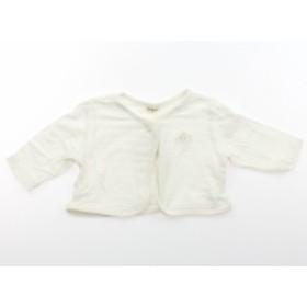【コンビミニ/Combimini】カーディガン 100サイズ 女の子【USED子供服・ベビー服】(426254)