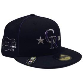 ニューエラ NEW ERA 59FIFTY MLB 2019 オールスターゲーム コロラド・ロッキーズ 野球 キャップ 帽子 MLB メジャーリーグ