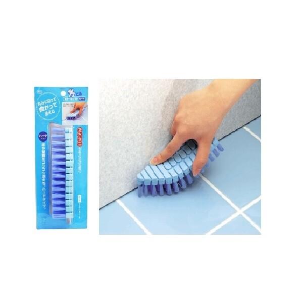 日本 可彎曲浴室磁磚.萬用刷.縫隙刷