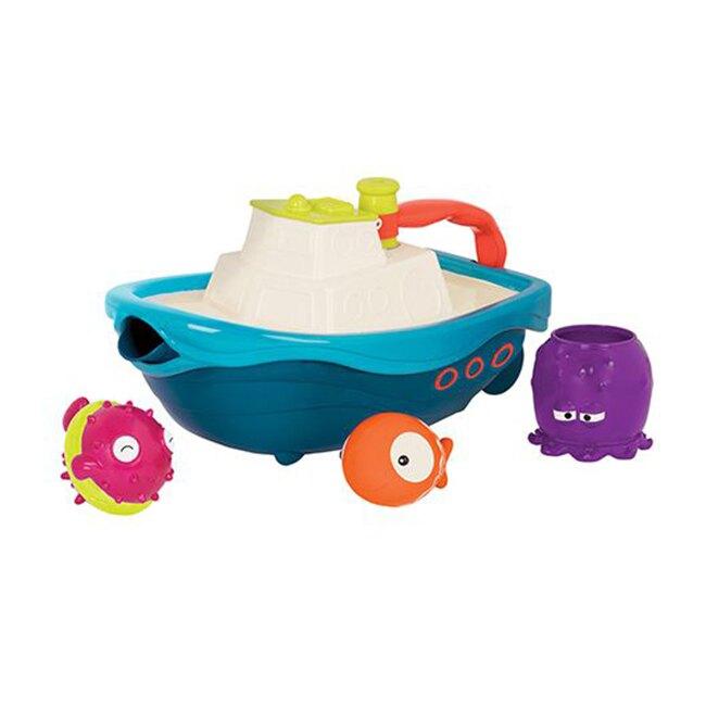 B.Toys  拖船小跟班