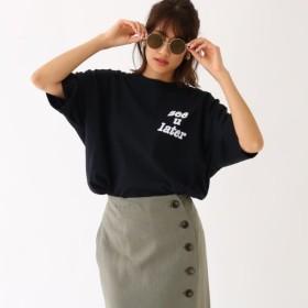 [マルイ] RITA コットンロゴTシャツ/アクアガール(aquagirl)