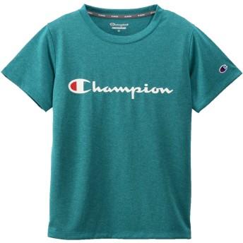 ウィメンズ C VAPOR Tシャツ 19FW スポーツ チャンピオン(CW-PS303)【5400円以上購入で送料無料】