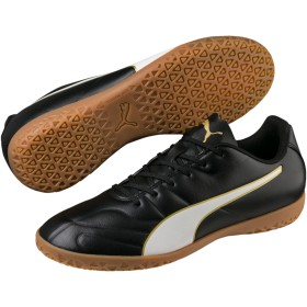 【プーマ公式通販】 プーマ クラシコ C II インドアトレーニング メンズ Puma Black-Puma White-Gold |PUMA.com