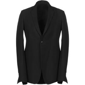 《期間限定 セール開催中》RICK OWENS メンズ テーラードジャケット ブラック 46 コットン 61% / レーヨン 39%