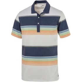 【プーマ公式通販】 プーマ ゴルフ パイプライン ポロシャツ (半袖) メンズ Peacoat |PUMA.com
