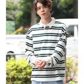 ジュンレッド/【予約】/【WEB別注】BIGシルエットラガーシャツ/ホワイト/L