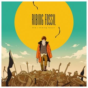 ビクターエンタテインメントりぶ / Ribing fossil [DVD付初回限定盤]【CD+DVD】VTZL-159