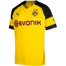 【プーマ公式通販】 プーマ ドルトムント BVB SS ホーム レプリカシャツ 半袖 メンズ Cyber Yellow  PUMA.com