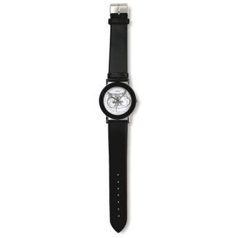 シナダグローバル 世にも不思議な猫世界 腕時計 らるちゃん YNWW-0168R おもちゃ