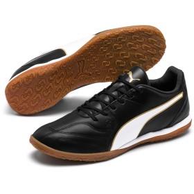 【プーマ公式通販】 プーマ キャピターノ II インドアトレーニング メンズ Puma Black-Puma White-Gold |PUMA.com