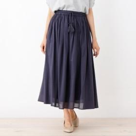 [マルイ]【セール】【WEB限定サイズあり】インド綿ボリュームマキシスカート/シューラルー(レディス)(SHOOLARUE Ladies)