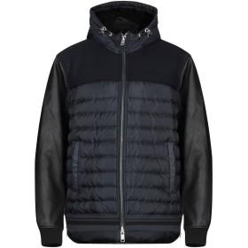 《期間限定 セール開催中》ARMANI EXCHANGE メンズ ダウンジャケット ダークブルー XS ポリエステル 100% / 合成繊維 / ポリウレタン