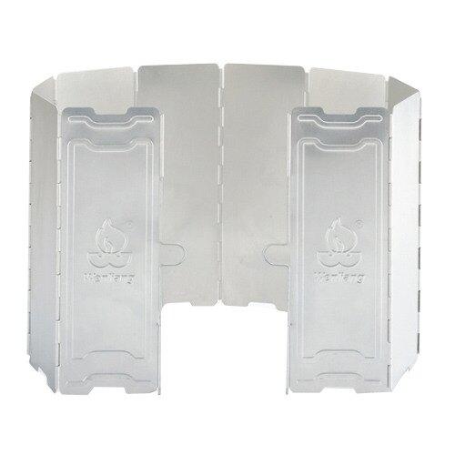 ├登山樂┤台灣文樑WEN LIANG 鋁製10片擋風板 #9703