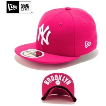 NEW ERA ニューエラ ニューヨーク ヤンキース 59FIFTY MLB UNDERVISOR キッズ