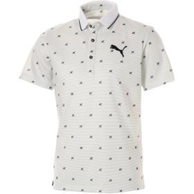 【プーマ公式通販】 プーマ ゴルフ フェザーフュージョン SSポロシャツ 半袖 メンズ Bright White |PUMA.com