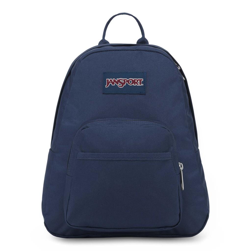 JanSport 派對系列 HALF PINT後背包(43907J003)-深藍