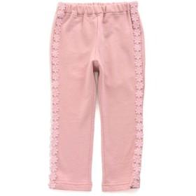 エフオーオンラインストア サイドレース 7days Style パンツ 10分丈 レディース ピンク 80 【F.O.Online Store】