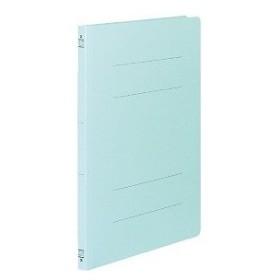 コクヨ フラットファイルV 樹脂製とじ具(B4縦・15mmとじ) フ−V14B 青