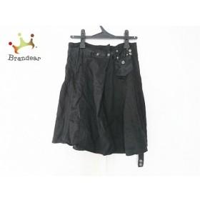 ディーゼル DIESEL スカート サイズ26 S レディース 黒 刺繍   スペシャル特価 20191017