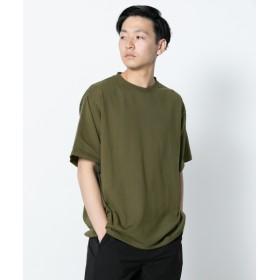 [マルイ]【セール】メンズTシャツ(ヘムデザインTシャツ(5分袖))/センスオブプレイスバイアーバンリサーチ(メンズ)(SENSE OF PLACE )